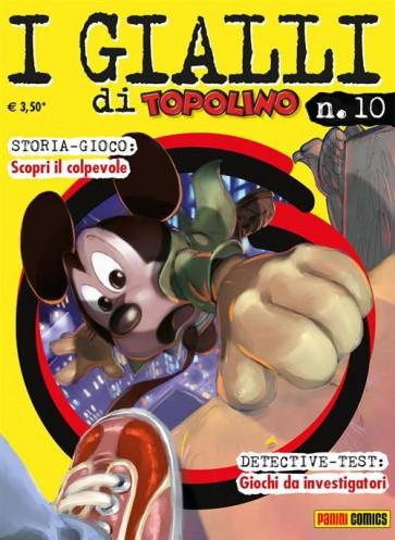 I GIALLI DI TOPOLINO 10