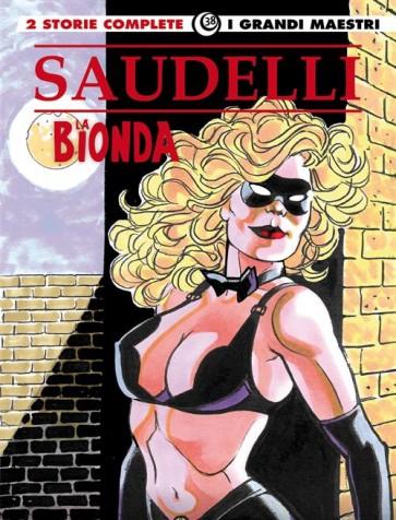 I GRANDI MAESTRI 38: SAUDELLI - LA BIONDA 5