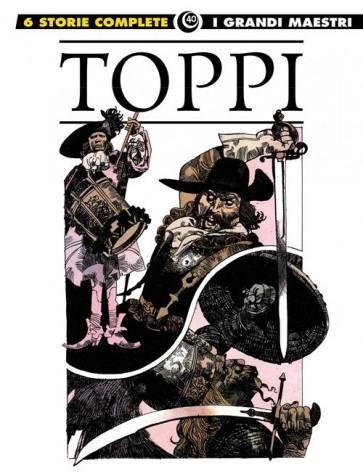 I GRANDI MAESTRI 40: TOPPI - ORIZZONTI