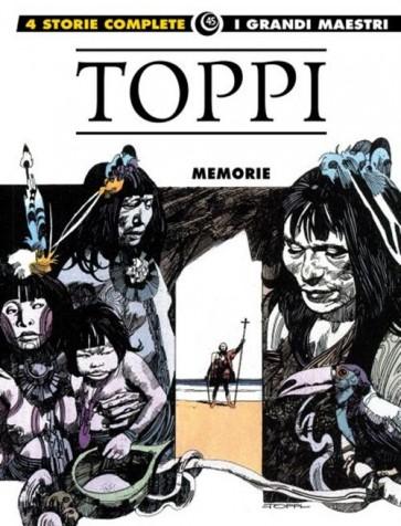 I GRANDI MAESTRI 45: TOPPI - MEMORIE