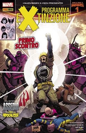 I NUOVISSIMI X-MEN PRESENTA: PROGRAMMA EXTINZIONE 1