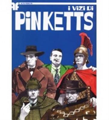 I VIZI DI PINKETTS