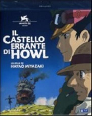 IL CASTELLO ERRANTE DI HOWL (BLU-RAY)