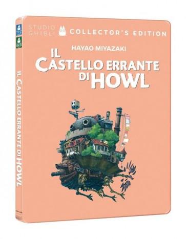 IL CASTELLO ERRANTE DI HOWL (DVD + BLU-RAY) (Ltd CE Steelbook)