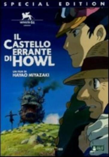 IL CASTELLO ERRANTE DI HOWL LIMITED EDITION (DVD)
