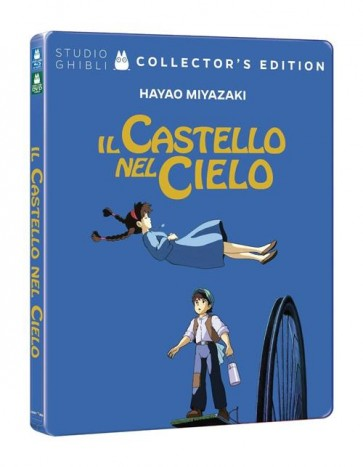 IL CASTELLO NEL CIELO (DVD + BLU-RAY) (Ltd CE Steelbook)