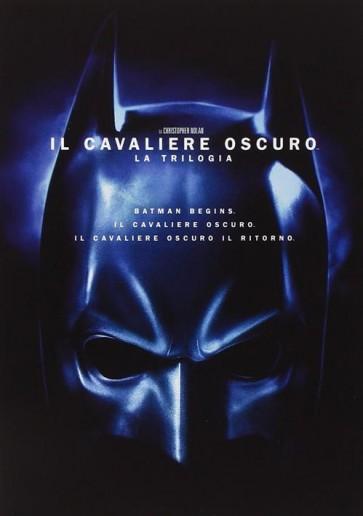 IL CAVALIERE OSCURO - LA TRILOGIA (5  DVD)