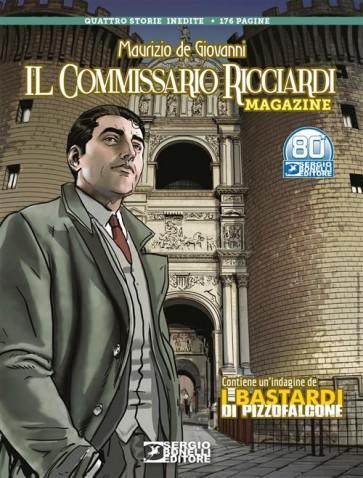 IL COMMISSARIO RICCIARDI -  MAGAZINE 2021