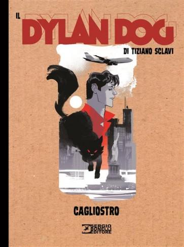 IL DYLAN DOG DI TIZIANO SCLAVI 18 - CAGLIOSTRO
