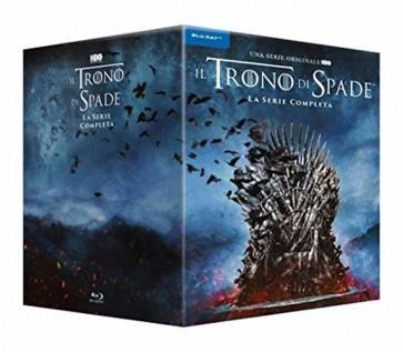 IL TRONO DI SPADE STAGIONI 1 - 8 LA SERIE COMPLETA (BOX 33 BLU RAY)