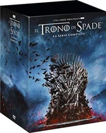 IL TRONO DI SPADE STAGIONI 1 - 8 LA SERIE COMPLETA (BOX 38 DVD)