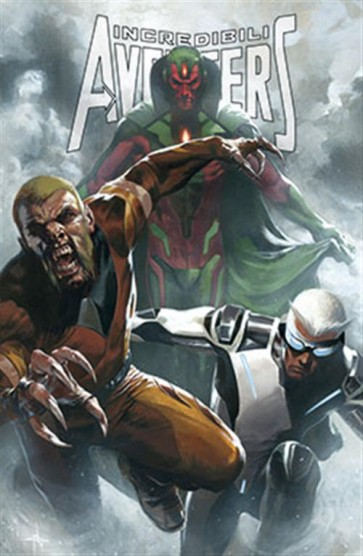 INCREDIBILI AVENGERS 25 - INCREDIBILI AVENGERS 1 - VARIANT FX D'AUTORE - ALL NEW MARVEL NOW