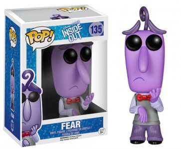 INSIDE OUT - POP FUNKO VINYL FIGURE 135 FEAR 10CM