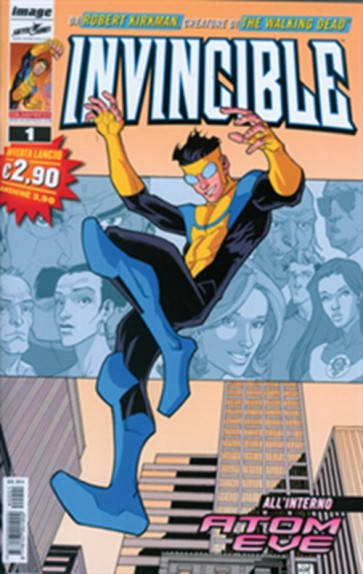INVINCIBLE 1 - REGULAR