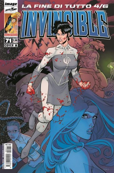 INVINCIBLE 71 - COVER A