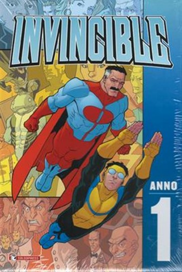 INVINCIBLE COFANETTO 2014 - CONTIENE COFANETTO + INVINCIBLE 12 VARIANT COVER