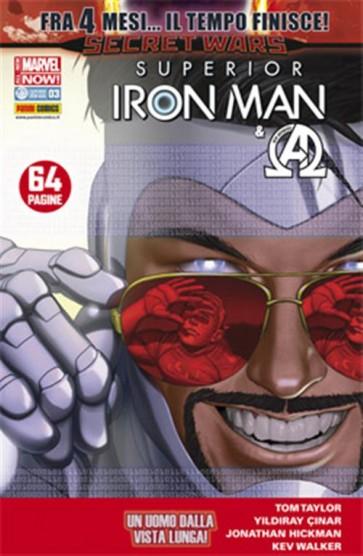 IRON MAN - SUPERIOR IRON MAN 3