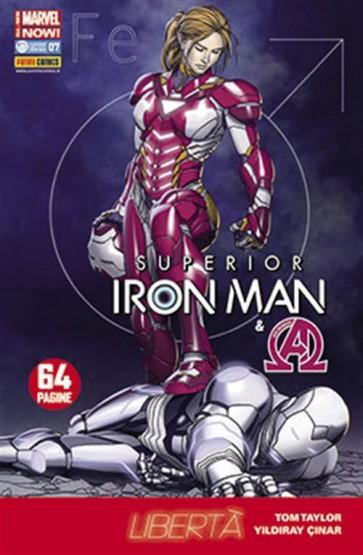 IRON MAN - SUPERIOR IRON MAN 7