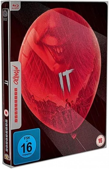 IT - MONDO STEELBOOK (BLU-RAY)