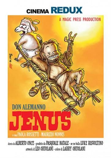 JENUS DI NAZARETH 1 - EDIZIONE REDUX VARIANT LEO ORTOLANI