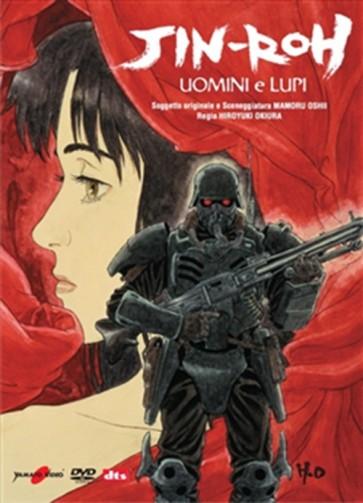 JIN-ROH - UOMINI E LUPI (ED LIM) (BLU-RAY + DVD EXTRA)
