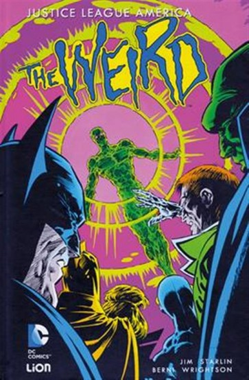 JLA: THE WEIRD - DC DELUXE