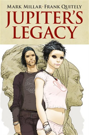 JUPITER'S LEGACY 1 - MILLARWORLD COLLECTION