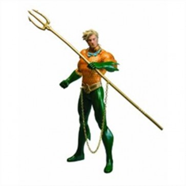 JUSTICE LEAGUE - AQUAMAN ACTION FIGURE 17 CM