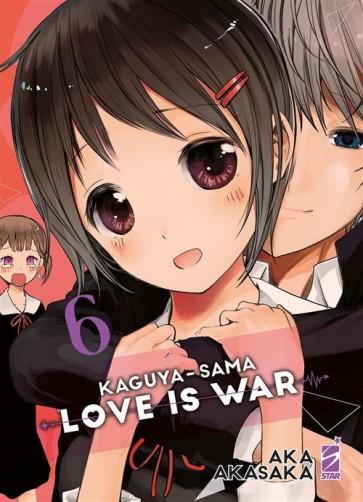 KAGUYA-SAMA: LOVE IS WAR 6