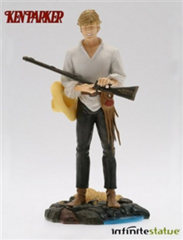 KEN PARKER - STATUA INFINITE COLLECTION 30 CM ED. LIMITATA 613 PZ.