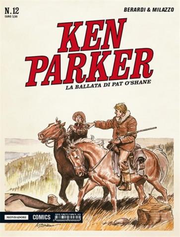 KEN PARKER CLASSIC 12 - LA BALLATA DI PAT O'SHANE