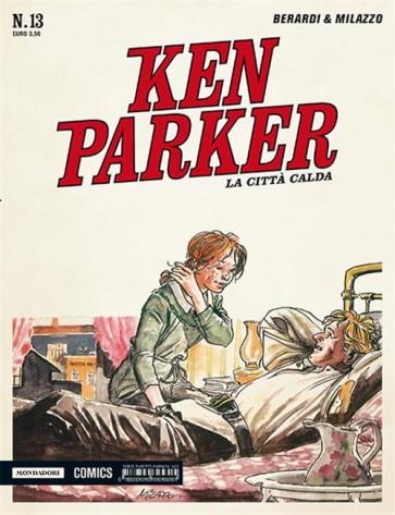 KEN PARKER CLASSIC 13 - LA CITTA' CALDA