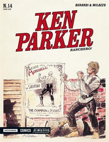 KEN PARKER CLASSIC 14 - RANCHERO!