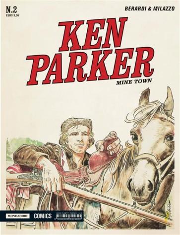 KEN PARKER CLASSIC 2 - MINE TOWN