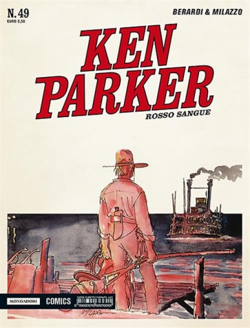 KEN PARKER CLASSIC 49 - ROSSO SANGUE