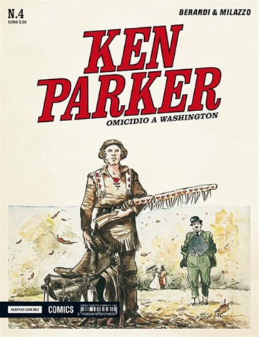 KEN PARKER CLASSIC 4 - OMICIDIO A WASHINGTO