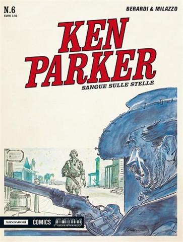 KEN PARKER CLASSIC 6 - SANGUE SULLE STELLE