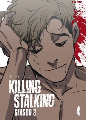 KILLING STALKING STAGIONE 3 - VOLUME 4