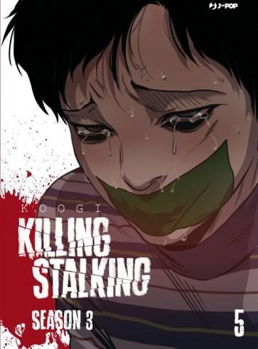 KILLING STALKING STAGIONE 3 - VOLUME 5