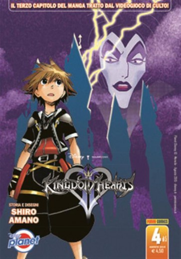 KINGDOM HEARTS II - 4