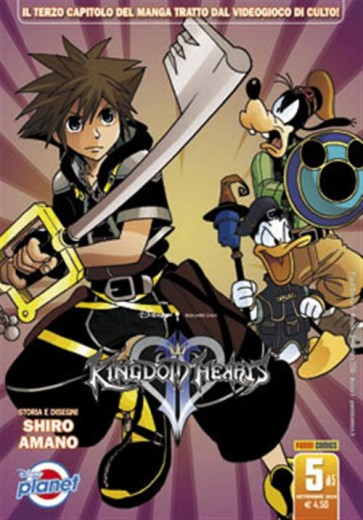 KINGDOM HEARTS II - 5