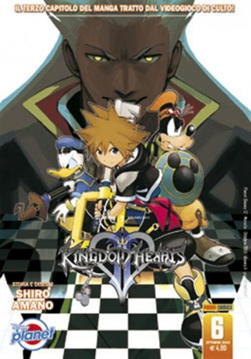 KINGDOM HEARTS II - 6