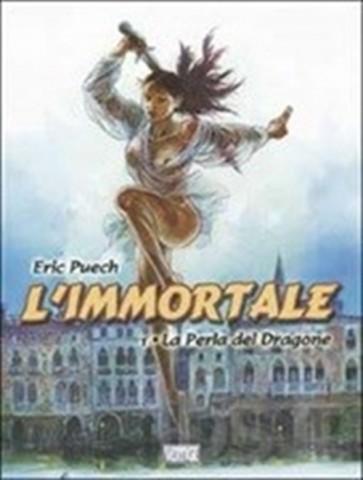 L'IMMORTALE 1: LA PERLA DEL DRAGONE