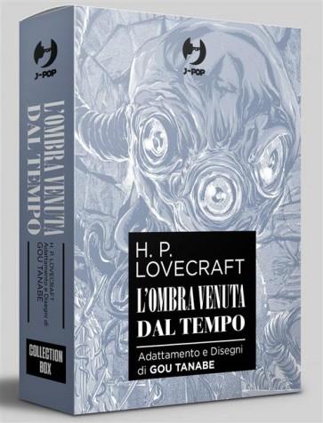L'OMBRA VENUTA DAL TEMPO - BOX 2 VOLUMI - LOVECRAFT