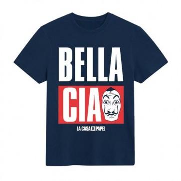 LA CASA DI CARTA - T-SHIRT - BELLA CIAO S