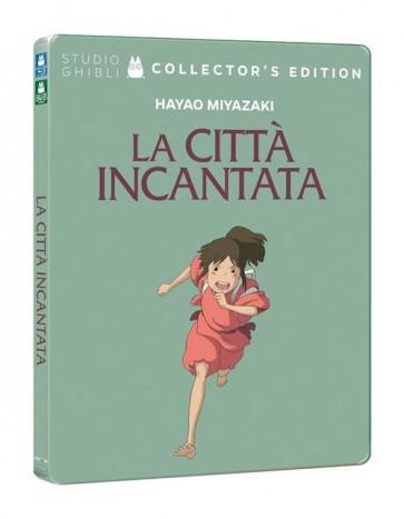 LA CITTA' INCANTATA (DVD + BLU-RAY) (Ltd CE Steelbook)