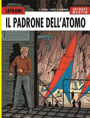 LEFRANC L'INTEGRALE (DI 7) 6 - IL PADRONE DELL'ATOMO