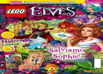 LEGO ELVES MAGAZINE 4