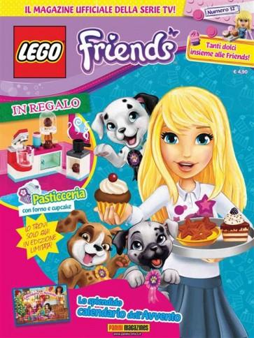 LEGO FRIENDS MAGAZINE 12