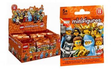 LEGO MINIFIGURES 71011 - MINIFIGURES SERIE 15 - ESPOSITORE 60 PZ.